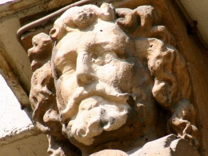 Décor de façade - Photo Cédric Avenier
