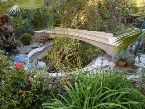 Restauration du premier pont en b ton coul pont vicat jardin des plantes 200 ans de b ton - Pont du jardin des plantes ...