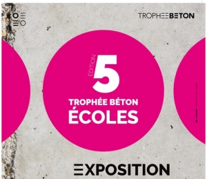 Trophée béton